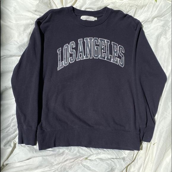 H&M x L.O.G.G LOS ANGELES sweatshirt